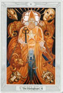 5大祭司-托特塔羅