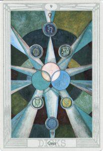 圓盤9-托特塔羅