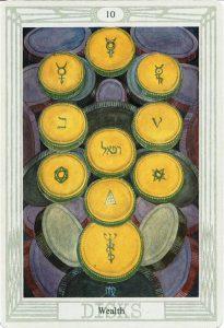 圓盤10-托特塔羅