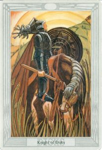 圓盤騎士-托特塔羅